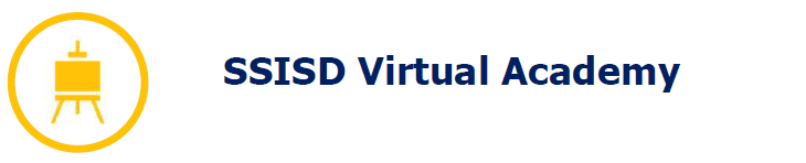 SSISD Virtual Academy Header